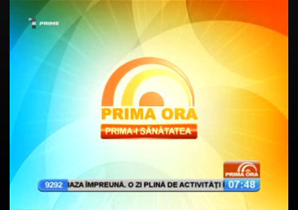 Prima Ora on Prime TV Channel